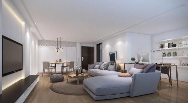 客廳,現代風,900 – 1000,畫像,地毯,天花燈,其他 儲物櫃,沙發,茶幾餐桌,,椅子,地板.jpg